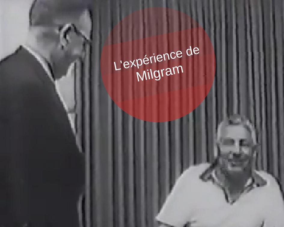La soumission à l'autorité: l'expérience de Milgram