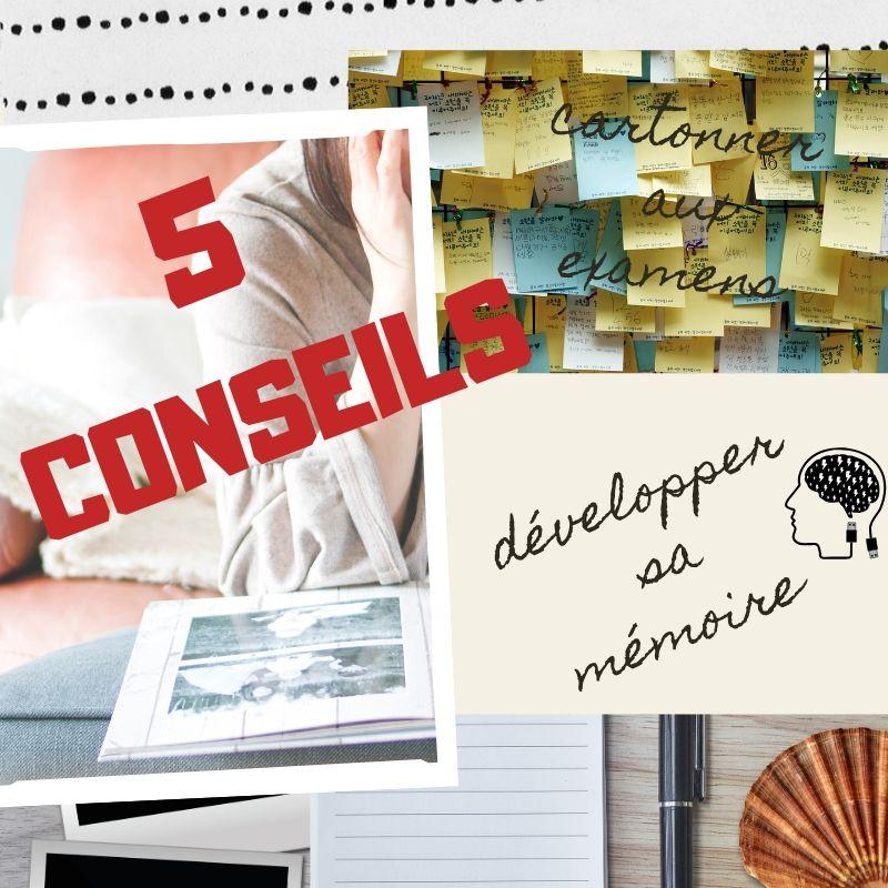 5 conseils pour renforcer votre mémoire et cartonner aux examens
