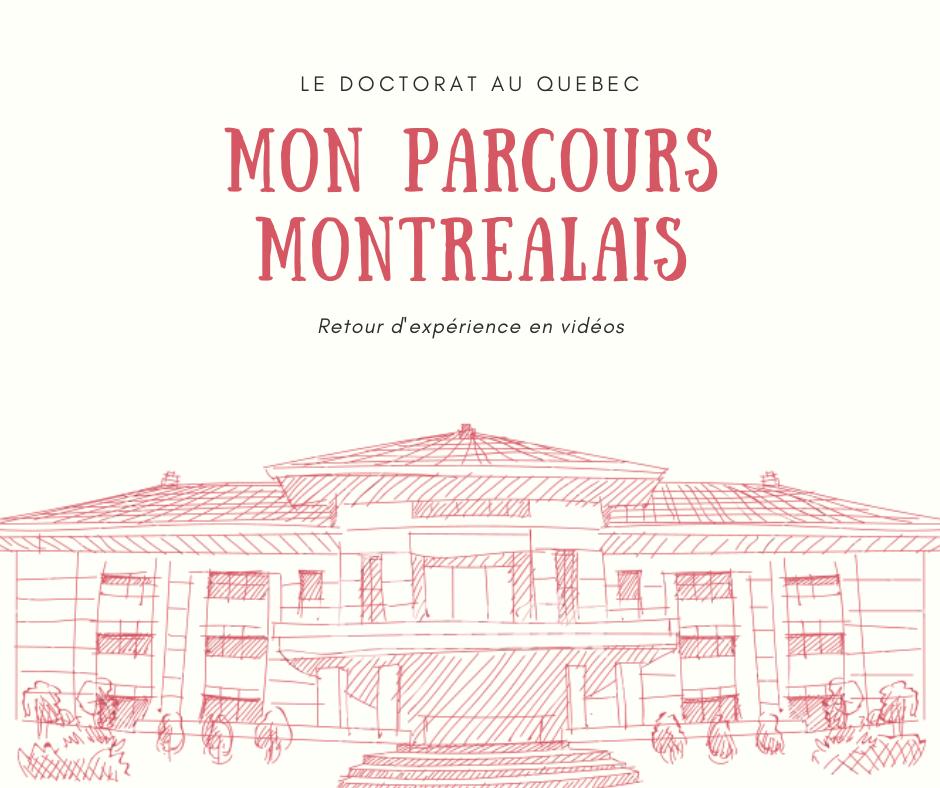 Se lancer dans le doctorat au Québec : mon parcours montréalais
